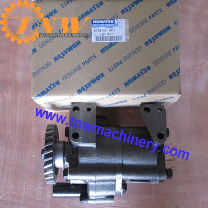 KOMATSU Dozer bulldozer D155A-1 D155A-2 D355A-5 Oil Pump assy 6128