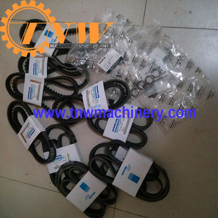 Komatsu PC200-8 PC220-8 PC270-8 WA150-6 WA430-6 V-belt 04120-21747