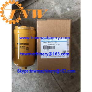 KHJ10950 OIL FILTER ELEMENT SUMITOMO
